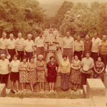 Group Photograph at a Garden
