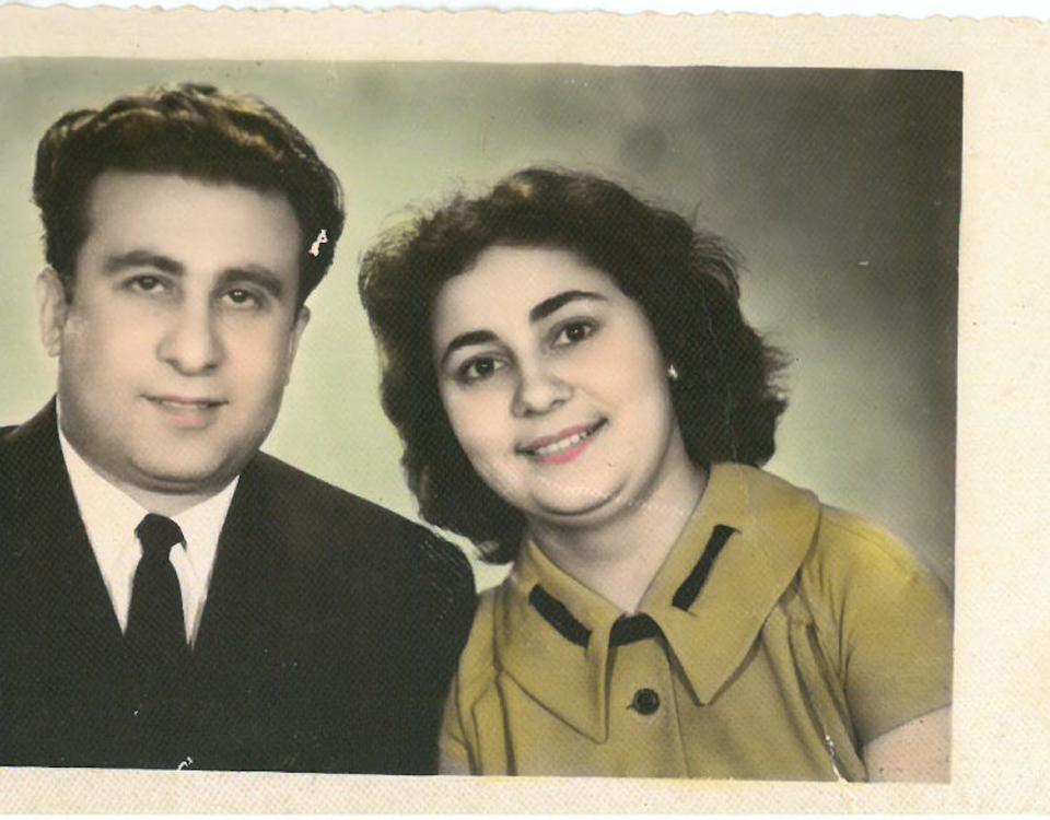 Photograph of a Man and Woman